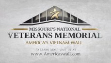 Missouri National Veterans Memorial Wall