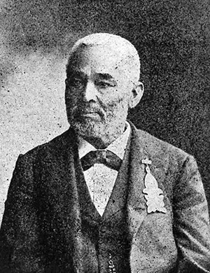 Moses Dickenson 1824-1901