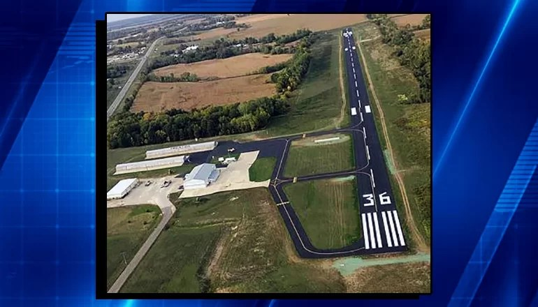 Trenton receives $1,200,000 in federal grant money for airport improvements