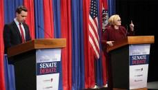 Attorney General Josh Hawley and Senator Claire McCaskill Debate