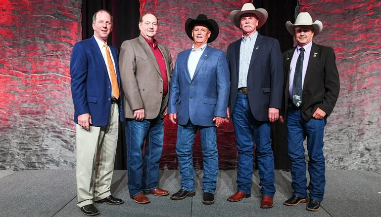 American Angus Association elects new officers
