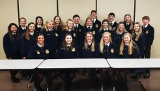 Chillicothe FFA Competes in Area 2 competition
