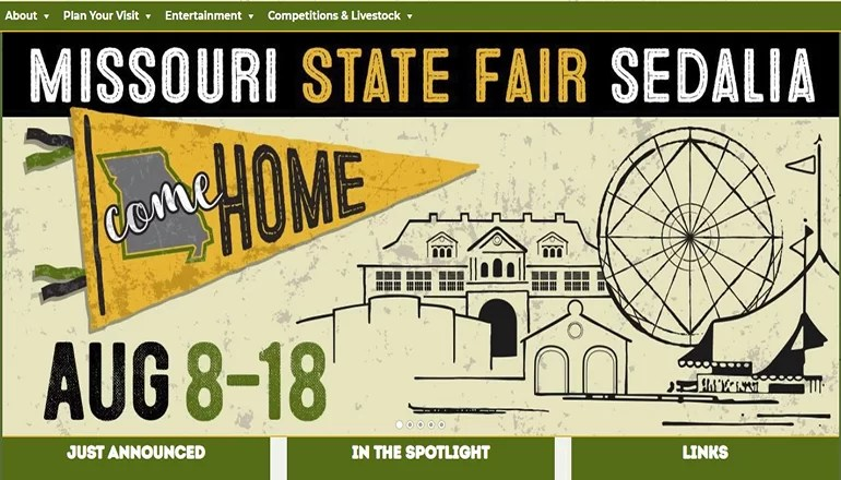 Audio: Missouri State Fair announces headliner bands