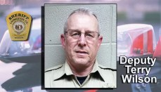 Deputy Terry Wilson Livingston County Sheriff's Department