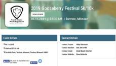 Gooseberry Race 2019