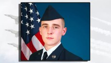 Logan Tubbs graduates Air Force Basic Training