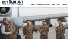 Roy Blunt Military Academy Nominations website