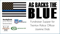 Ag Backs the Blue