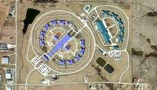 Overhead View of Crossroads and Missouri Western Correctional Centers