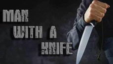 Man With A Knife