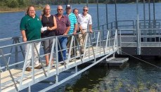 Bethany City fishing dock upgrades