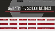 Gallatin High School Website