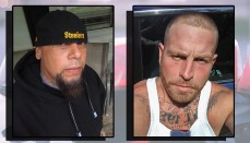 Two Livingston County Fugitives in Custody After Manhunt