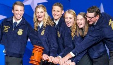 National FFA officers 2019