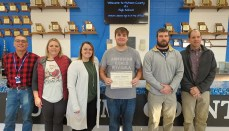Putnam County Student of the month for December