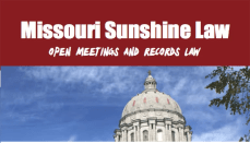 Missouri Sunshine Law