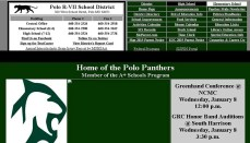 Polo R-7 School District Website