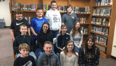 TMS Spelling Bee Winter 2020