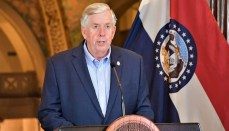 Missouri Governor Mike Parson
