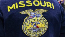 Missouri FFA Jacket with emblem