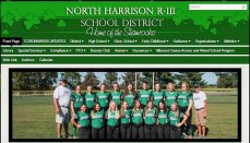North Harrison R-3 School District website