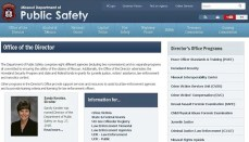 Missouri Department of Public Safety Website