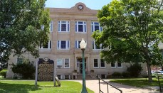 Putnam County Courthouse in Unionville