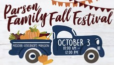 Parson Family Fall Festival 2020