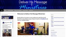 DHM Ministries website