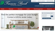 Farmers Bank of Northern Missouri Website