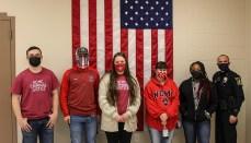 Criminal Justice Students Visit Trenton PD