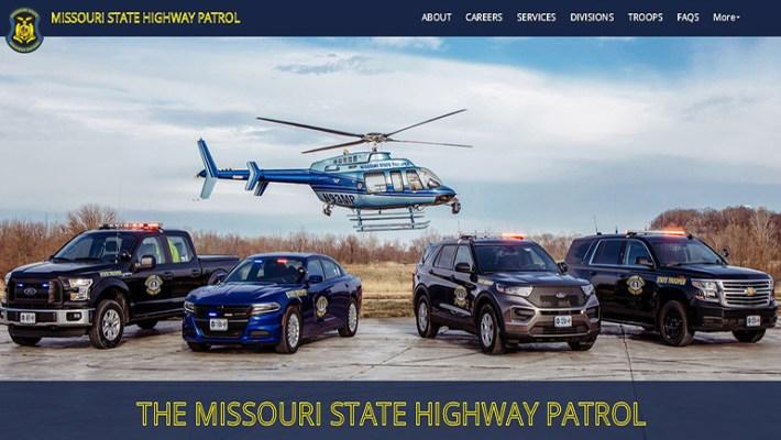 Missouri State Highway Patrol Website New 2021 (MSHP)