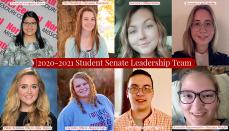 NCMC Student Leadership Team 2021