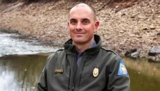 Cpl. Aaron Post Conservation Agent of the Year (2020)