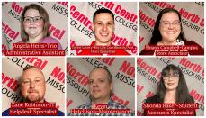 New NCMC Employees 2021 spring