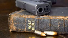 Bible Bullets and Handgun (Concealed Carry)