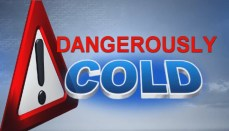 Dangerously Cold Weather Graphic