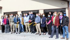 Carroll County Memorial Hospital Ribbon Cutting at Brunswick