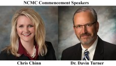 NCMC Commencement Speakers Chris Chinn Davin Turner