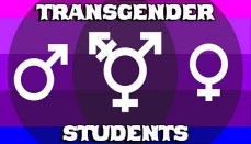 Transgender Students Graphic