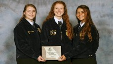 Trenton FFA named Top Chapter Award state winner 2021