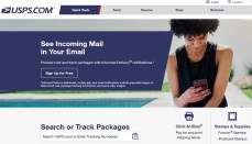 United States Postal Service website