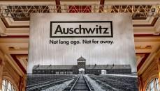 Auschwitz Banner Union Station