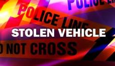 Stolen Vehicle graphic
