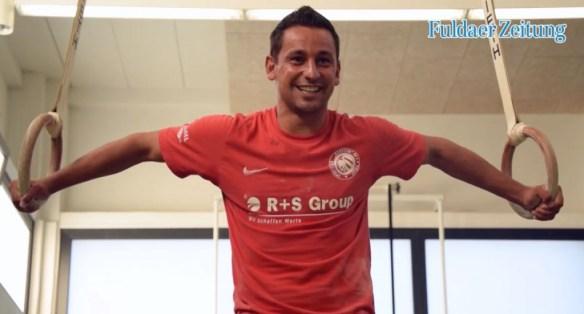Der Herr der Ringe: Imal Schersadeh von Borussia Fulda