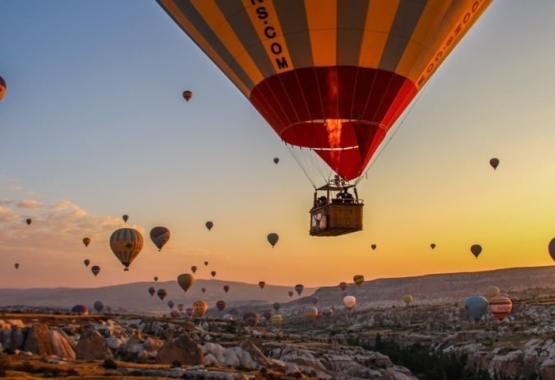 cappadocia-hot-air-ballooning