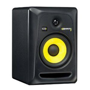 cheap budget studio monitors for guitar amp simulator - KRK Rokit5