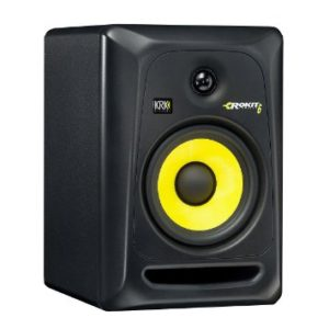 cheap budget studio monitors for guitar amp simulator - KRK Rokit5