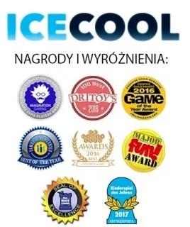 Icecool nagrody