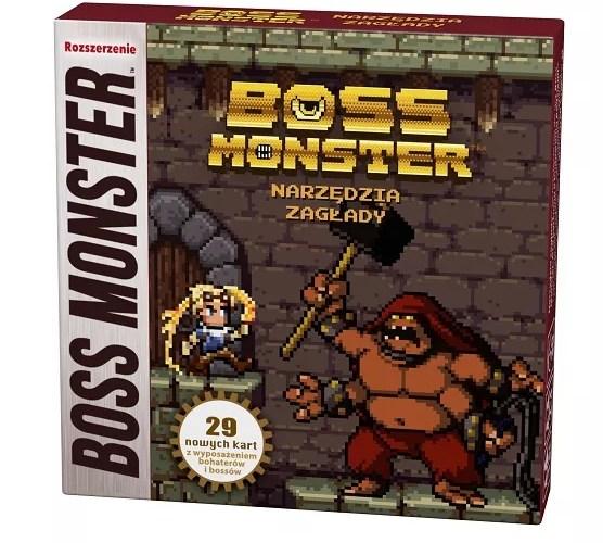 Narzedzia zaglady Boss Monster dodatek
